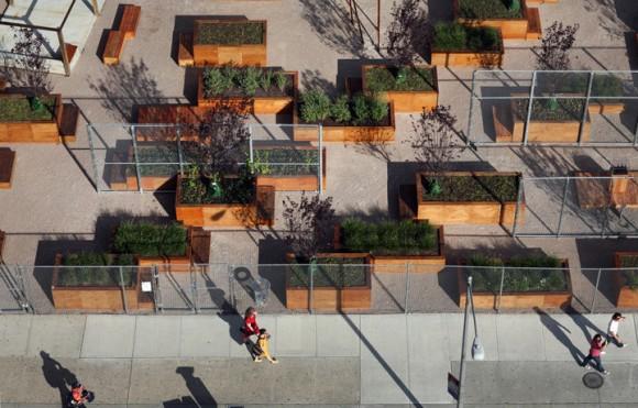 10 parques con mobiliarios muy impresionantes
