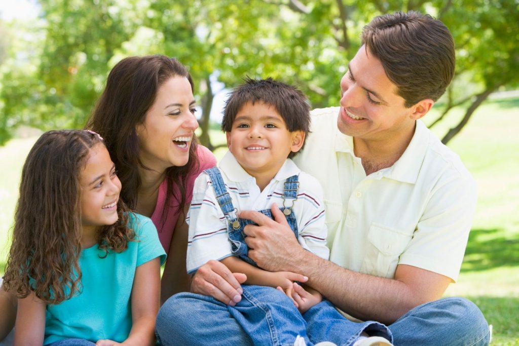 familia parque