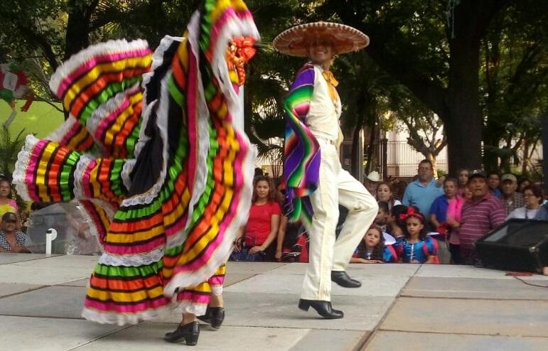 kermesse cultural el talento de las personas parques alegres i a p