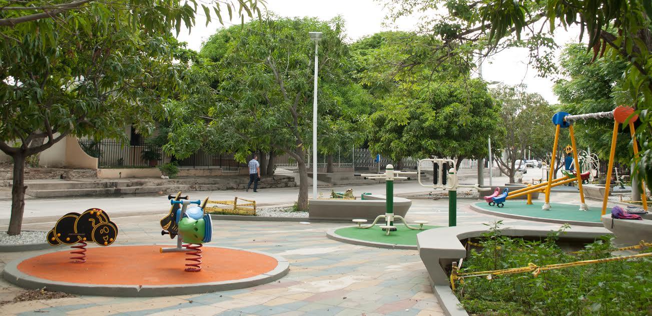 Importancia de los espacios p blicos parques alegres i a p for Mobiliario espacio publico
