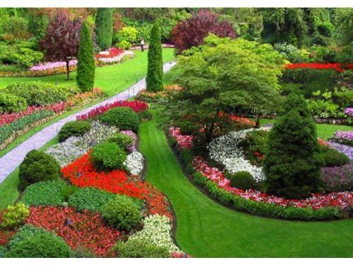Qu Son Las Reas Verdes Parques Alegres I A P