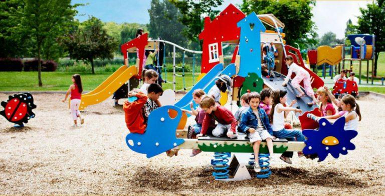 Uso Y Mantenimiento De Los Juegos Infantiles Parques Alegres I A P