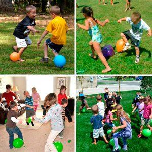 Actividades Recreativas Para Ninos En Tu Parque Parques Alegres I A P