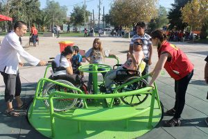 Parques Recreativos Incluyentes Parques Alegres I A P
