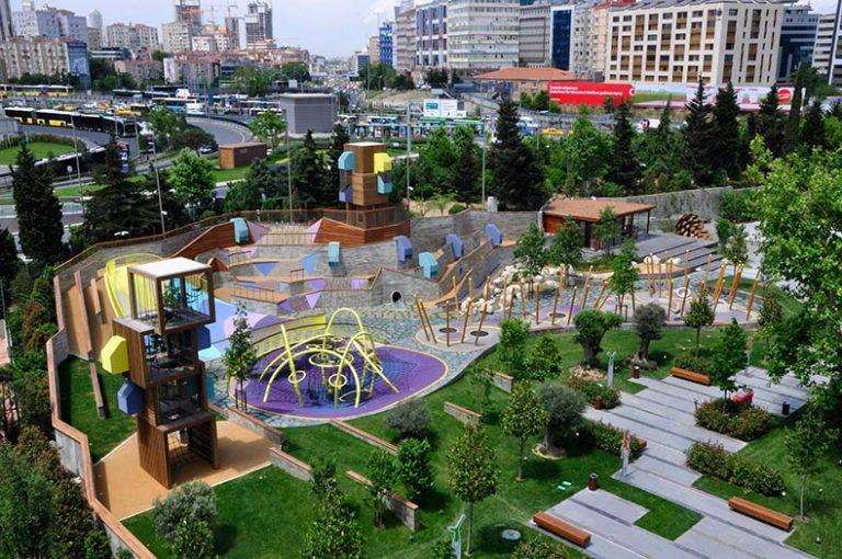 dise o de parques y jardines parques alegres i a p