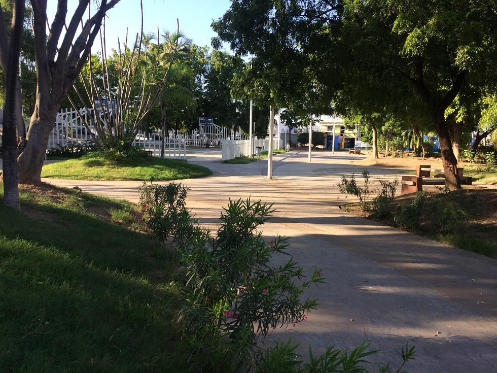 Parque Nicolás Bravo