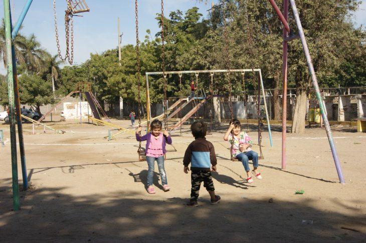 Parque Ricardo Tamayo 1