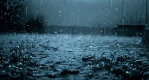 época de lluvia