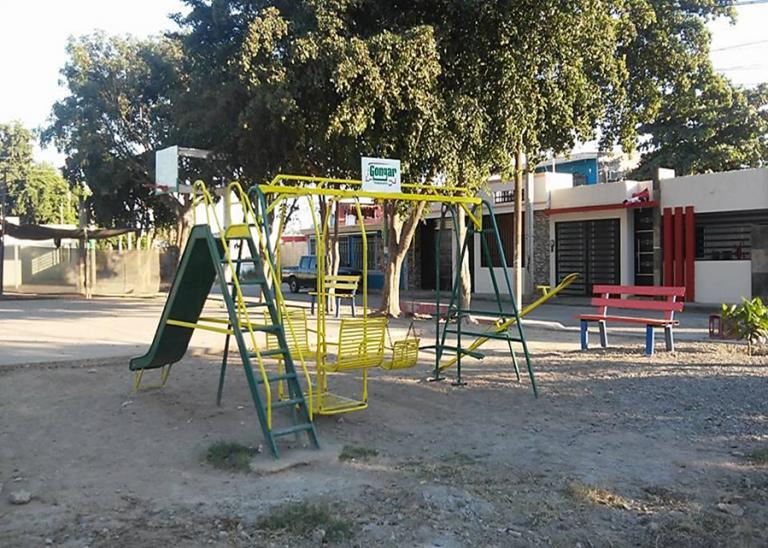 Parque Ciudades Hermanas Navolato