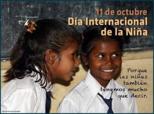 dia internacional de la niña
