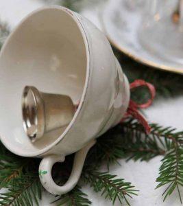 Decoracion navideña tazas