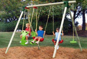 Juegos infantiles en tu parque - Parques Alegres I.A.P.