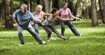 Actividades recreativas para adultos mayores