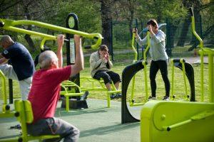 recreación física