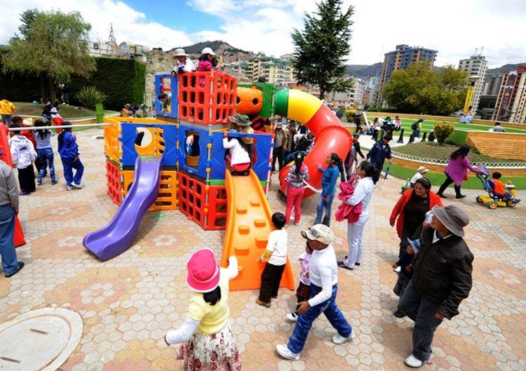 Reglamento De Juegos Infantiles Parques Alegres Iap