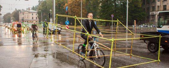 Ventajas de la bicicleta