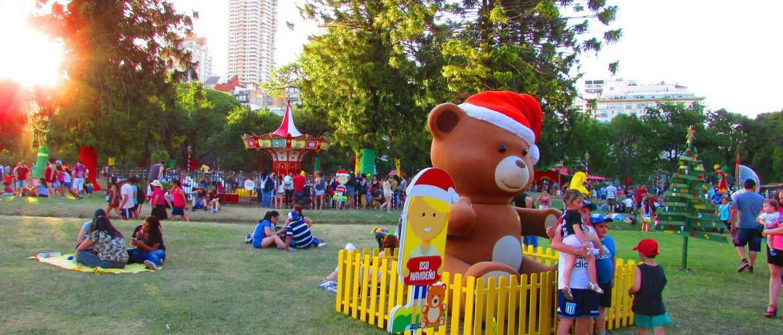 Fiestas decembrinas en tu parque