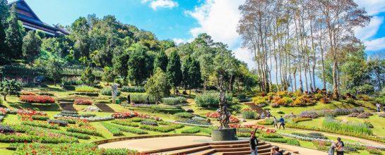 Parques para la prevención del crimen