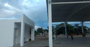 Parque Altata Cancha de Básquetbol