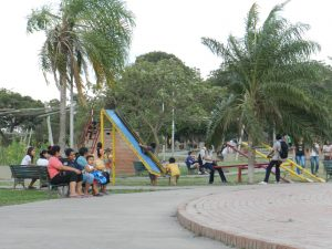 parque de barrio