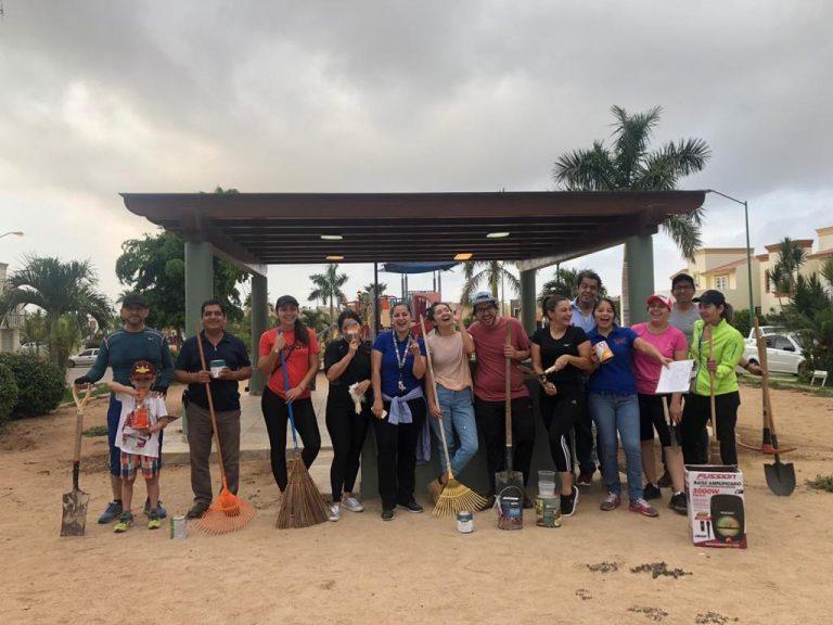 Voluntariado Dale Vida a tu Parque