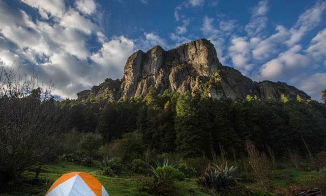 parques nacionales en México