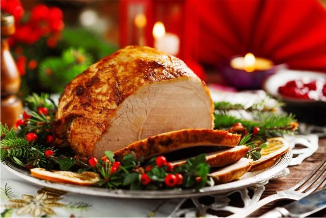 Opciones de cena para Navidad