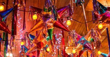 Piñatas de Navidad