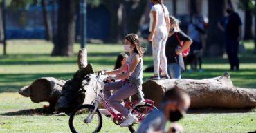 5 actividades para hacer en el parque en la Nueva Normalidad