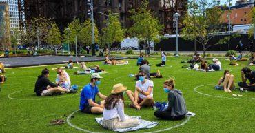 recomendaciones para el uso de parques en la Nueva Normalidad
