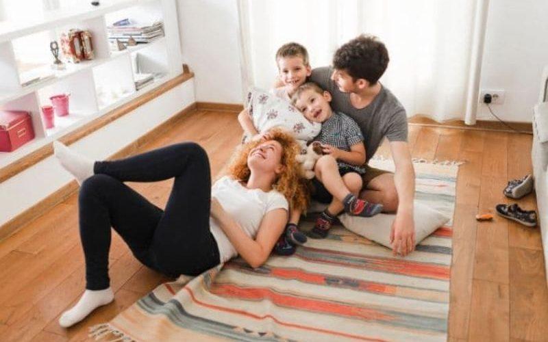 juegos en familia durante la cuarentena