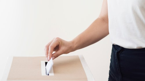 el voto como participación ciudadana