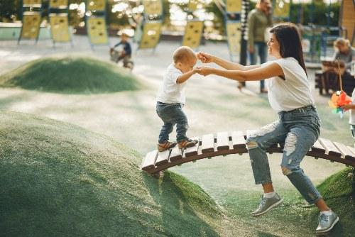 beneficios de los parques en verano