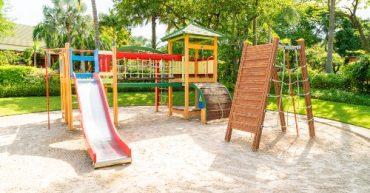 reglas de los juegos para niños en los parques