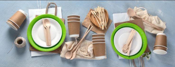 materiales que tardan menos en degradarse