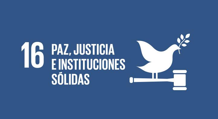 ods paz y justicia